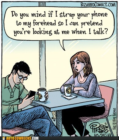 bizarro,comic,dating,Hall of Fame,relationships,rude,texting
