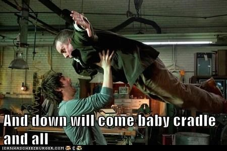 baby jim sturgess song timothy spall upside down