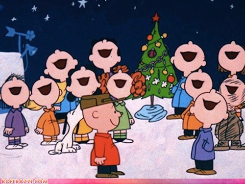 around the interwebs charlie brown a charlie brown christmas the fw - 5574093824