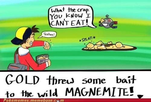 bait magnemite Memes teehee what a jerk - 5574502912