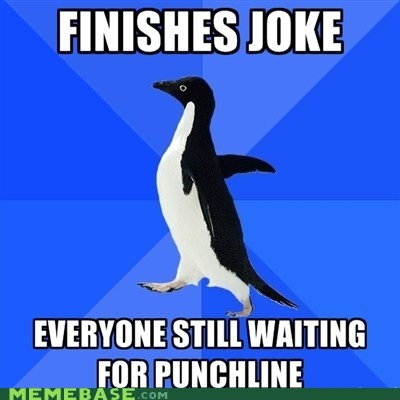 Socially Awkward Penguin: And Then I Found 20 Dollars?