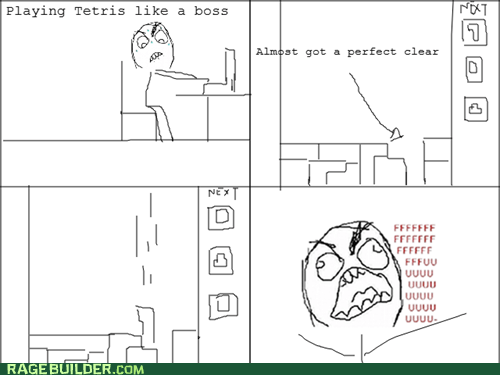 best of week misplaced Rage Comics tetris video game - 5576081152