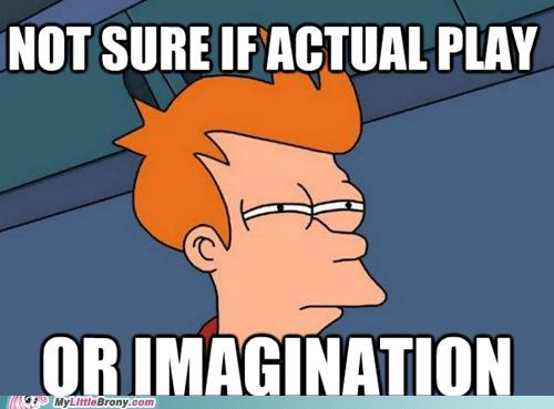 fry meme imagination meme play - 5576376320