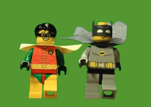 batman,lego,minifigs,opening theme,opening titles,tv series,vids