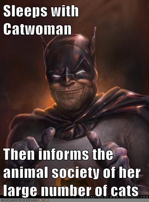 batman catwoman jerk Super-Lols - 5576719104