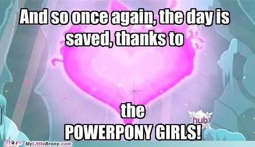 day is saved powerpony girls powerpuff girls TV - 5577323520