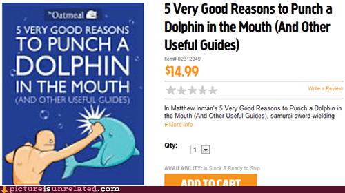 book dolphin guide punching wtf - 5577566720