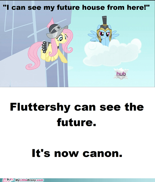 canon fluttershy house TV - 5579097600
