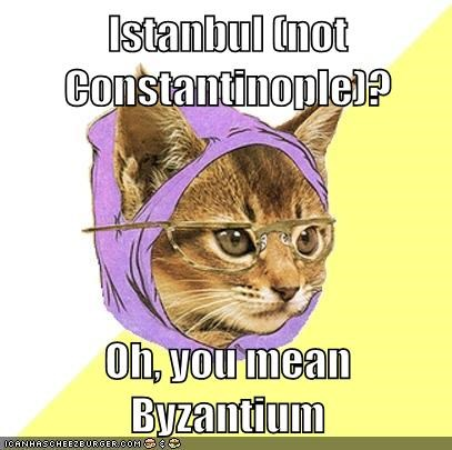 constantinople Hipster Kitty instanbul they might be giants - 5579247104