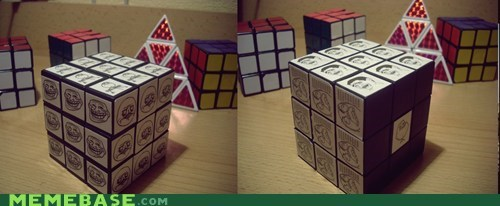 cube forever alone games Rage Comics rubiks - 5580031488