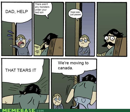 bills Canada internet passed SOPA stare dad - 5581634560