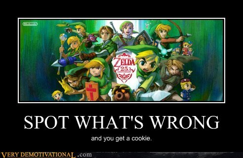 cookies hilarious legend of zelda wrong wtf - 5581931776