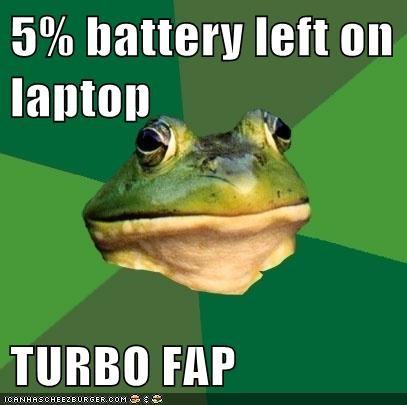 battery fap foul bachelor frog race - 5582336512