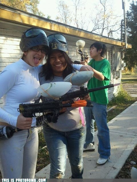 awesome,game,girls,paintball