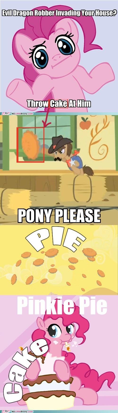 Cake VS Pie