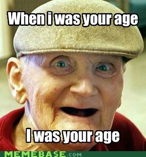 ages gramps Memes oh no - 5583028736
