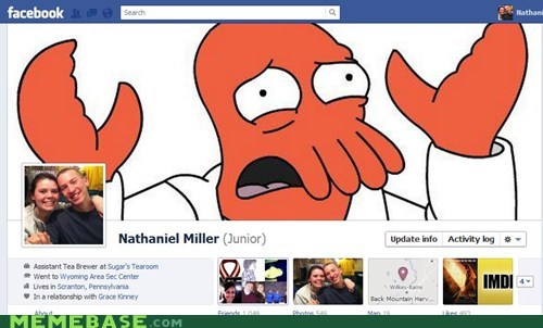 cover,facebook,new,timeline,Zoidberg