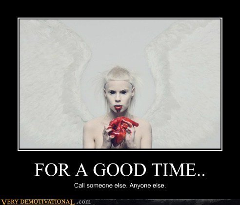 good time scary Terrifying yolandi - 5583143936