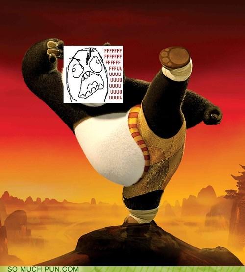 Kung Fuuuuu Panda