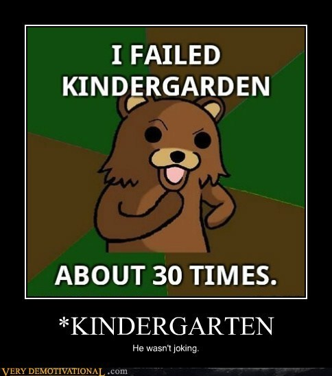 failed idiots pedobear school spelling - 5583363840