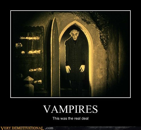 nosferatu Pure Awesome real vampire - 5583744768