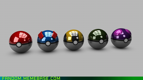 Fan Art pokeball Pokémon shiny - 5583798016