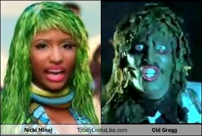 funny Hall of Fame nicki minaj old gregg TLL