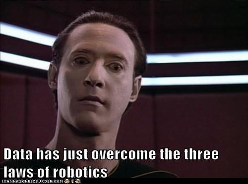 brent spiner isaac asimov robotics Star Trek - 5584435200