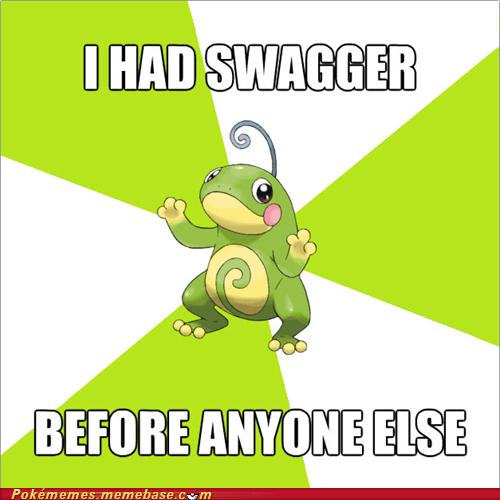 hipster meme Memes politoed swagger - 5584618752