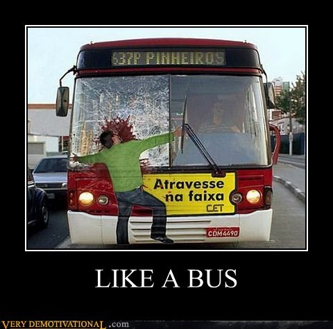 Like a Boss funny bus - 5584677376