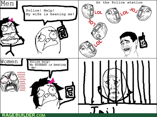 abuse jail Rage Comics spousal abuse - 5585185280