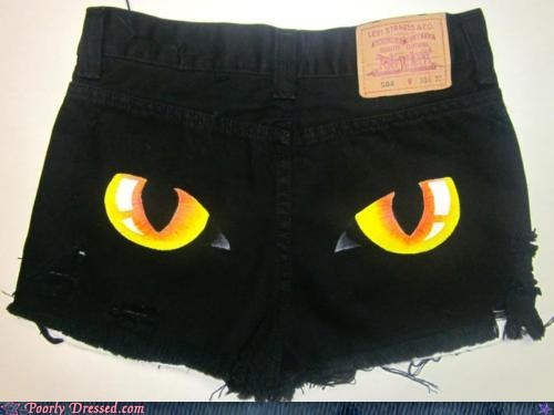 eye shorts jean shorts staring is rude - 5585229824