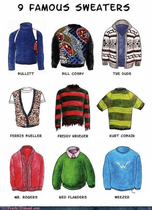 celeb christmas sweaters fashion g rated poorly dressed - 5585301504