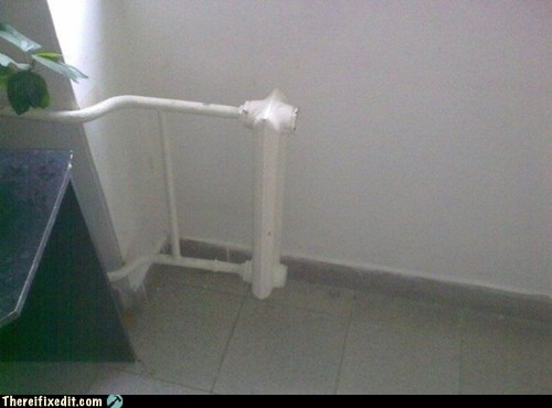 The World's Loneliest Radiator