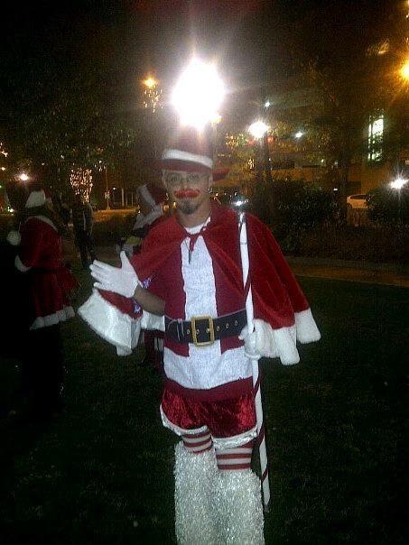 baller costume pimp santa sexy times