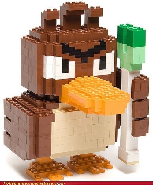 art DUX farfetchd leeks lego - 5586805760