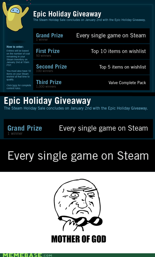 DLC games Rage Comics steam video games what whoa