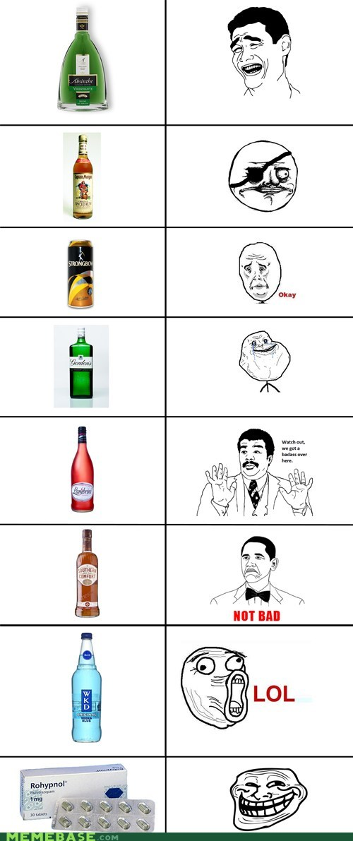 alcohol,Rage Comics,you