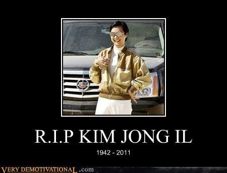 R.I.P KIM JONG IL 1942 - 2011