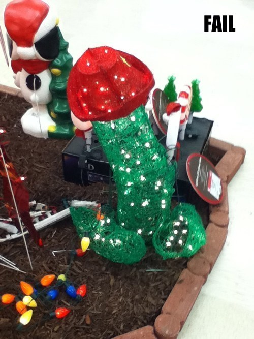 christmas decoration innuendo p33n - 5588205824