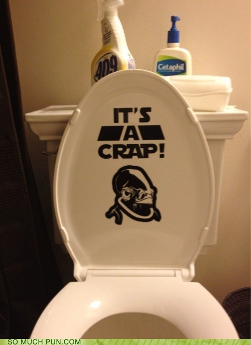 admiral ackbar crap Hall of Fame its a trap quote rhyme rhyming star wars - 5588286976