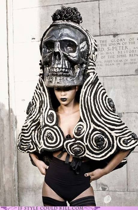 cool accessories runway skulls - 5588414976