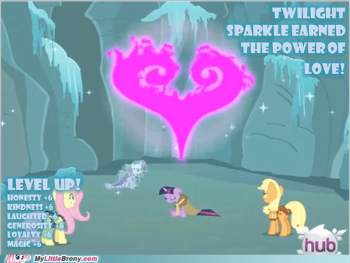 crossover heart love the world twilight sparkle