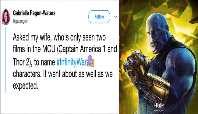 twitter marvel marvel comics funny comics thanos comics cute infinity war tweets iron man superheroes captian america cheezcake funny - 5588741