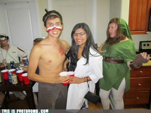 best of week,costume,grabbing a feel,link