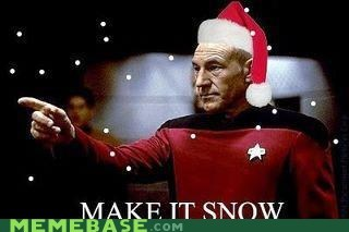 let it snow,make it snow,Memes,picard,so
