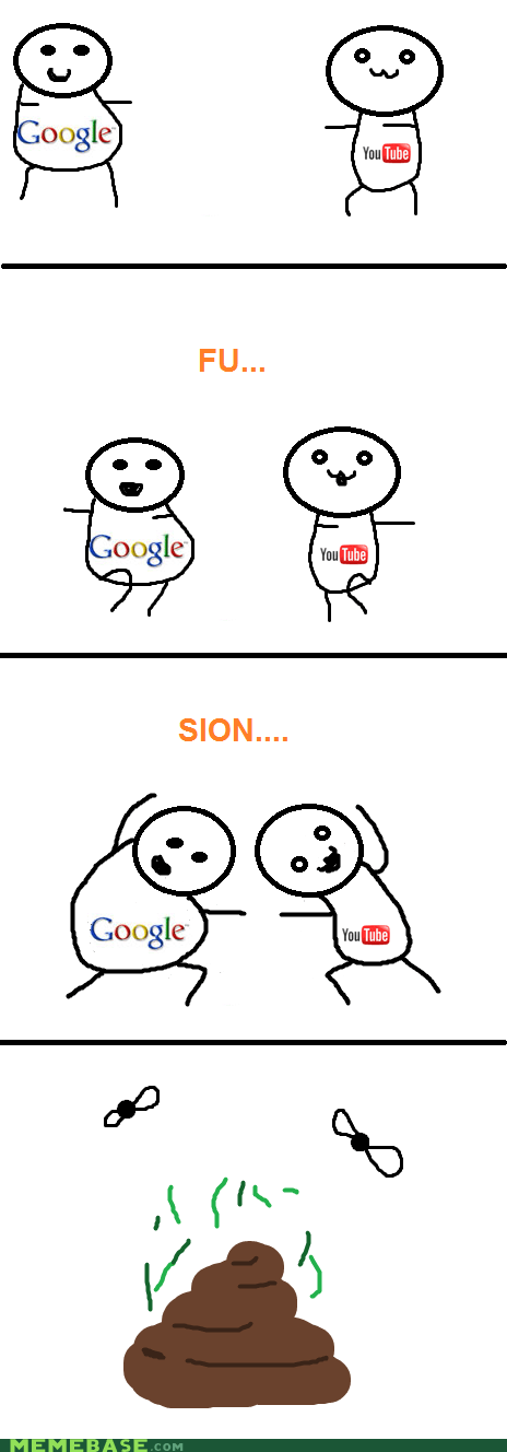 fusion google Rage Comics youtube - 5588963840