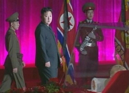 Follow Up Kim Jong-Il kim jong-un screengrab - 5589724928