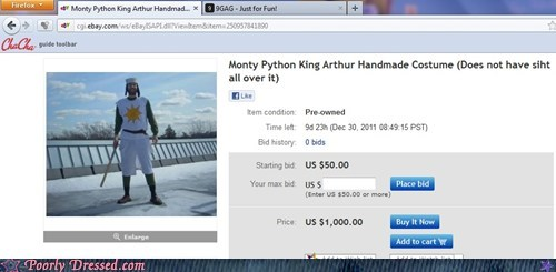 king arthur monty python monty python and the holy grail not covered in shizz - 5590011904
