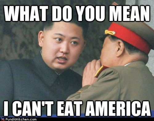 america kim jong-un North Korea political pictures - 5590418432